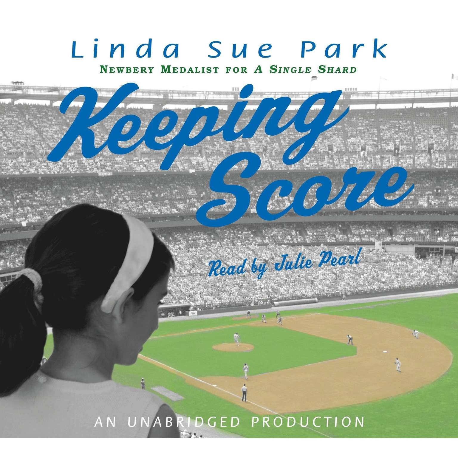 Printable Keeping Score Audiobook Cover Art