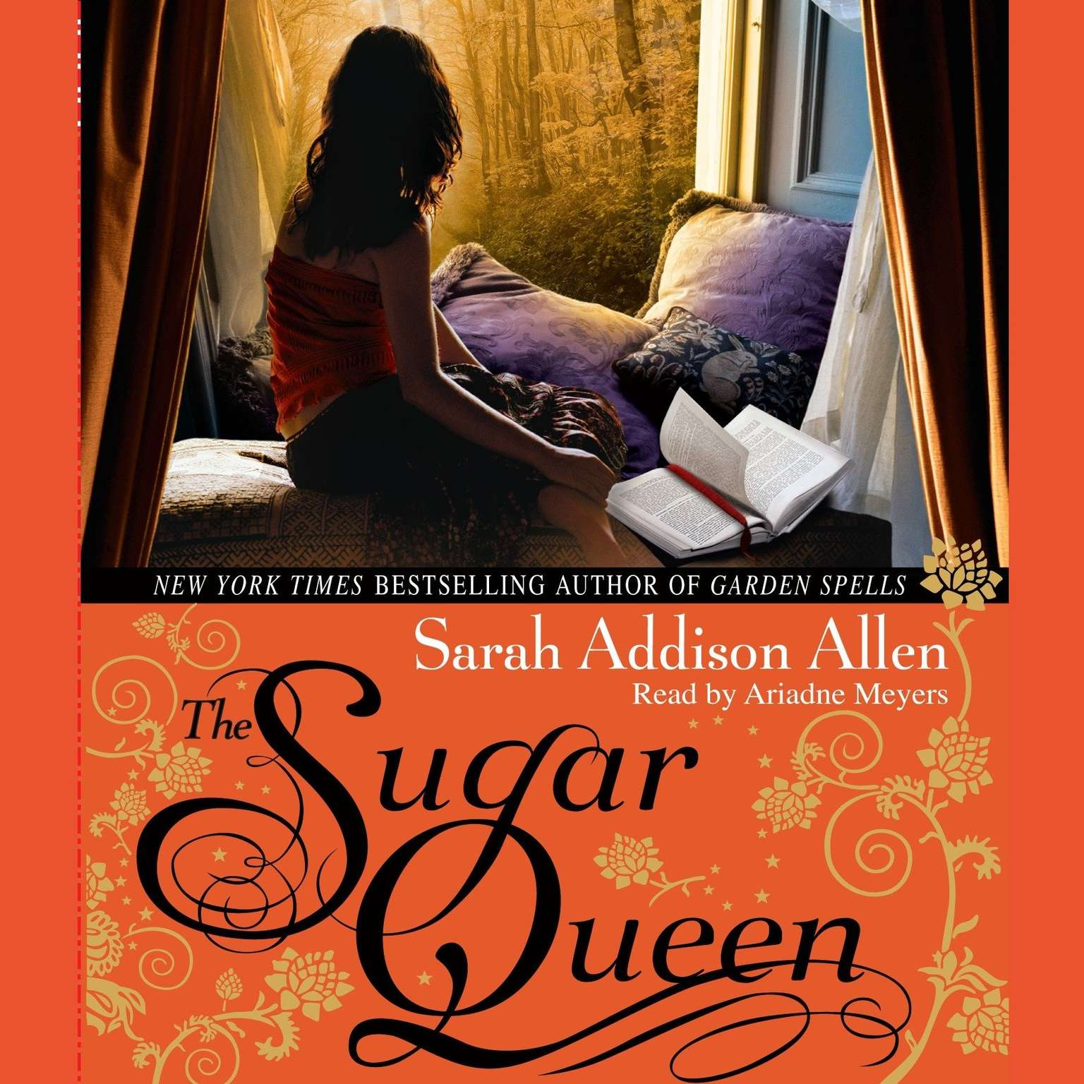 Printable The Sugar Queen Audiobook Cover Art
