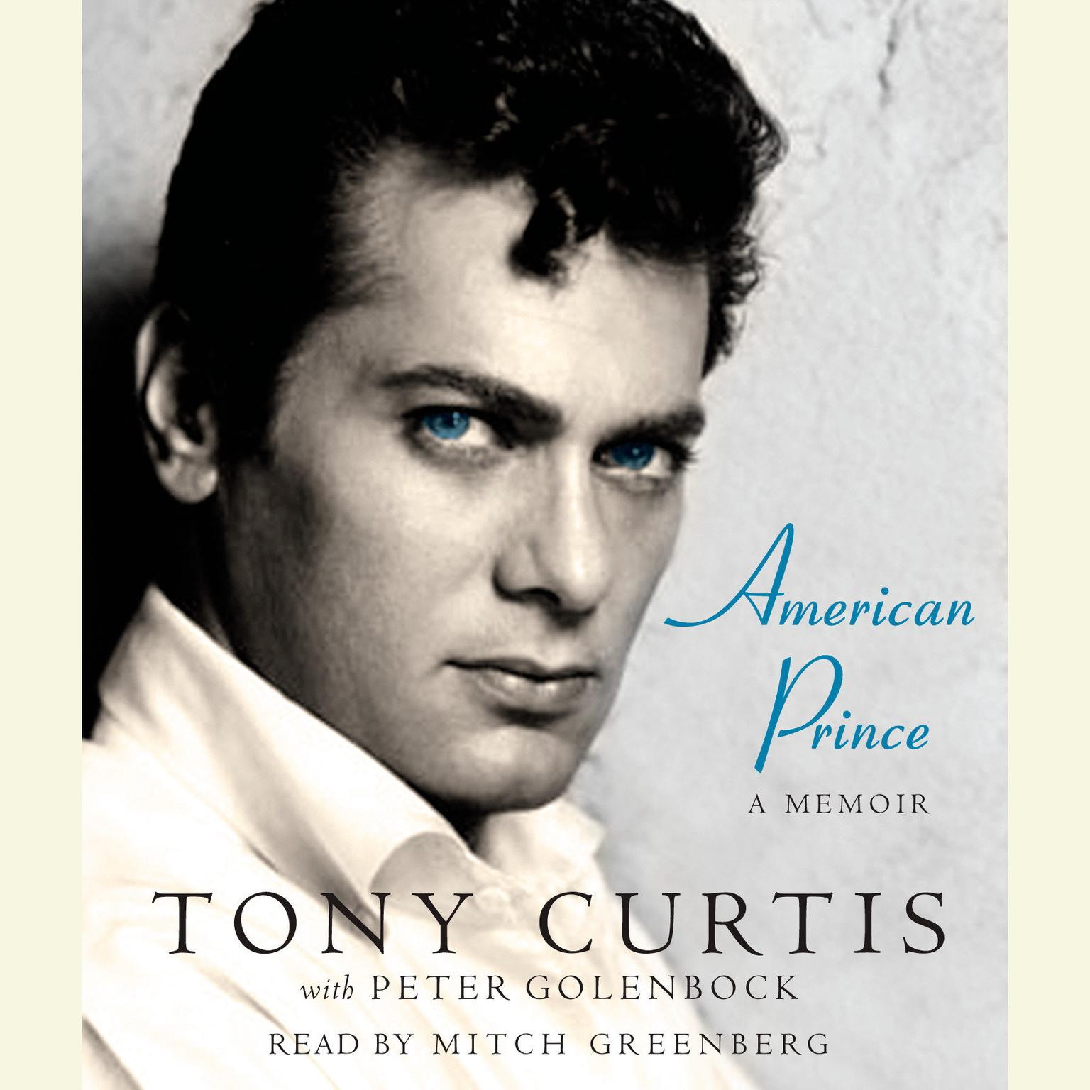Printable American Prince: A Memoir Audiobook Cover Art