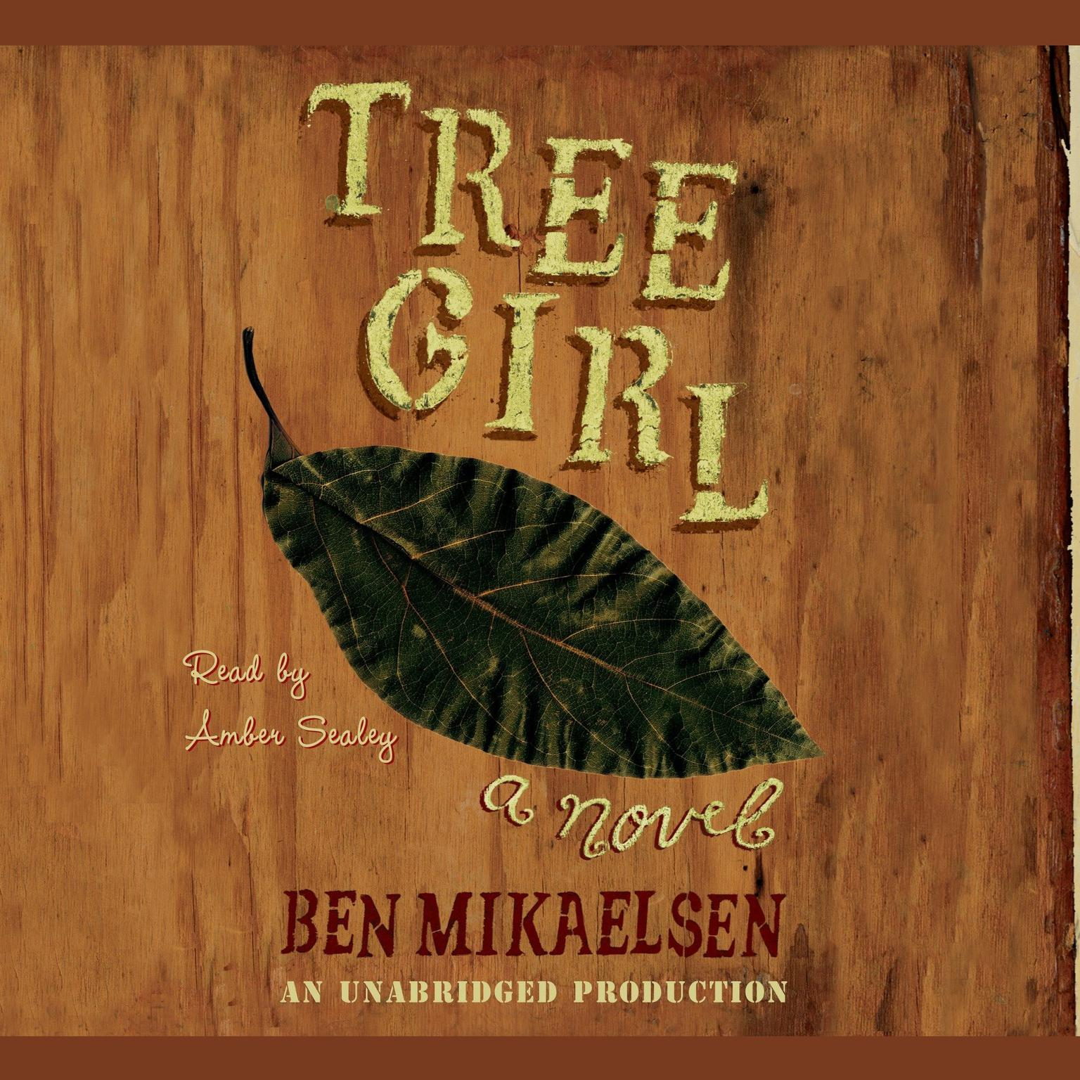 Printable Tree Girl Audiobook Cover Art