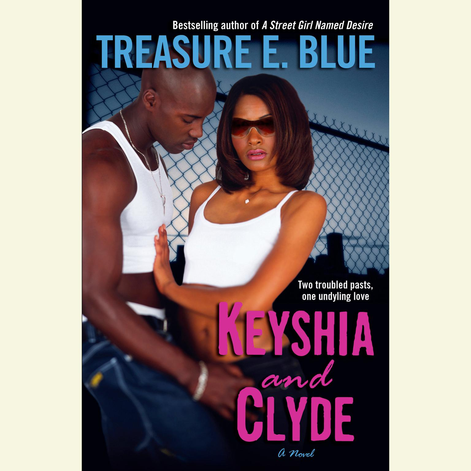 Printable Keyshia and Clyde: A Novel Audiobook Cover Art