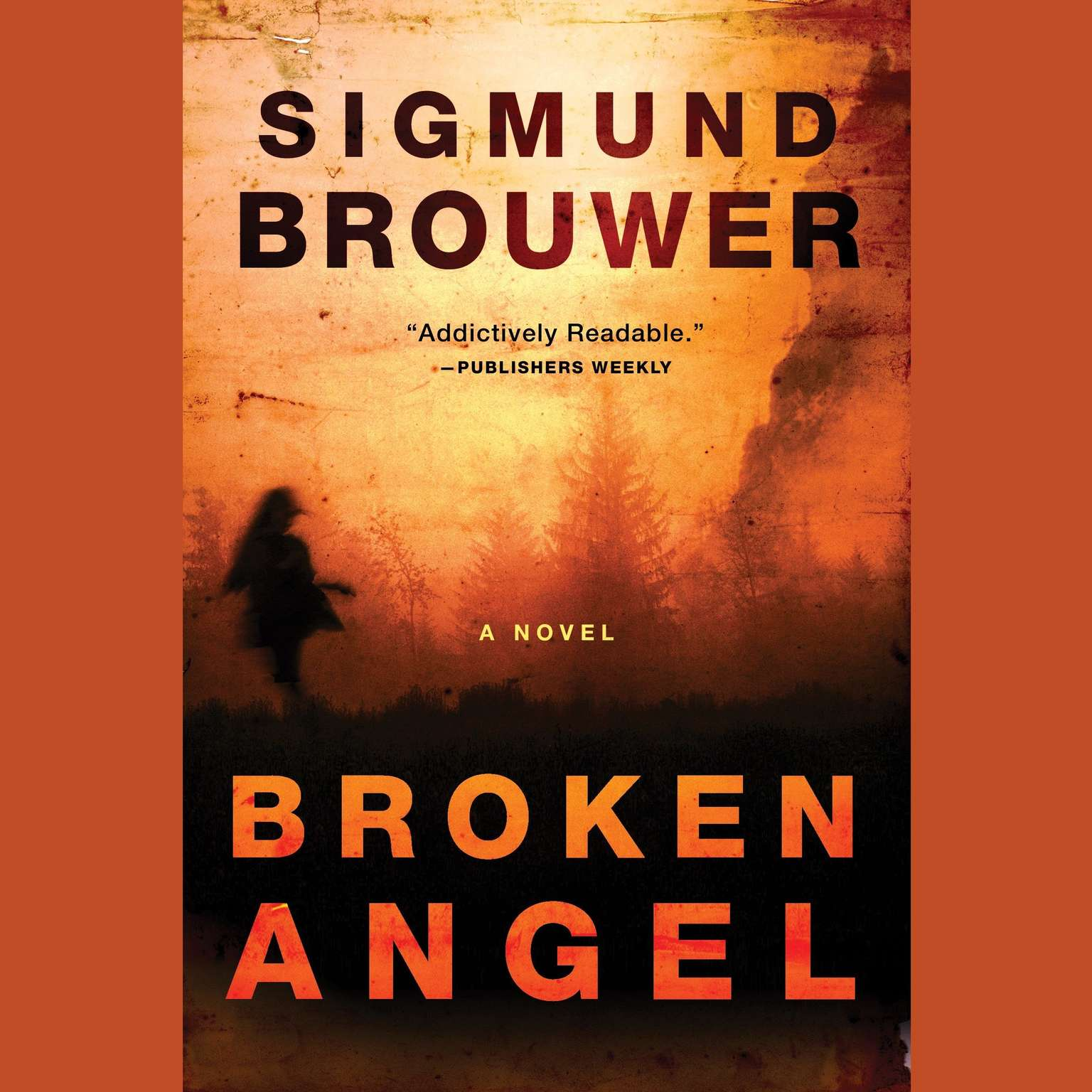Printable Broken Angel: A Novel Audiobook Cover Art