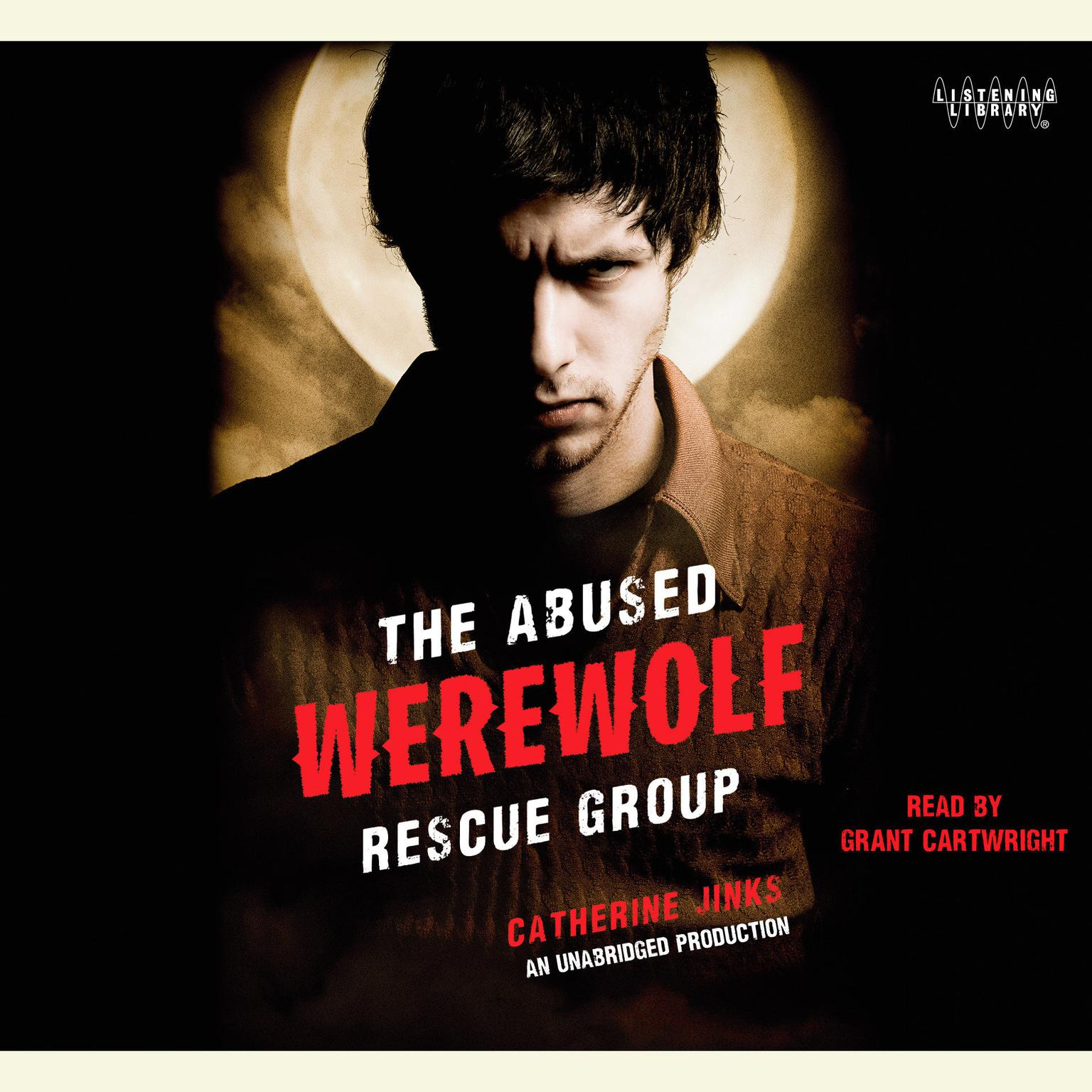 Printable The Abused Werewolf Rescue Group Audiobook Cover Art