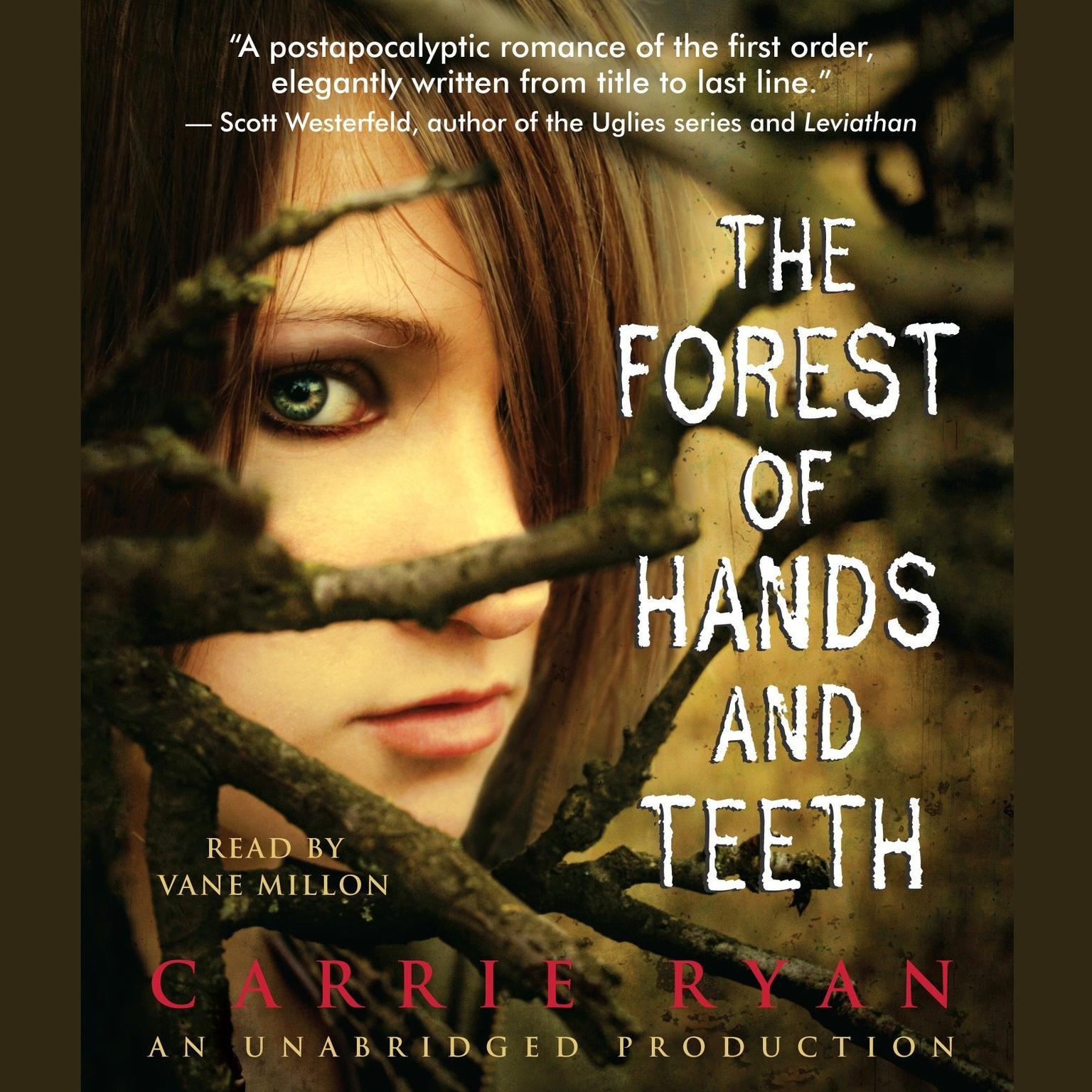 Printable The Forest of Hands and Teeth Audiobook Cover Art