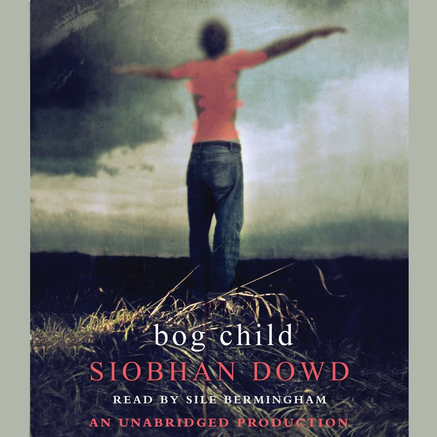 Printable Bog Child Audiobook Cover Art