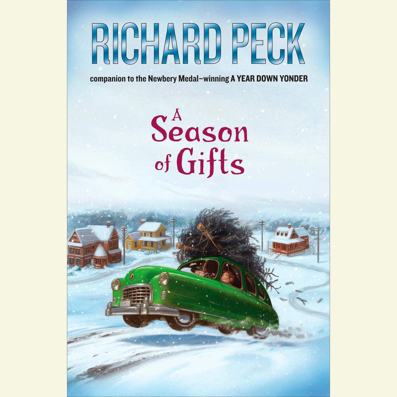 Printable A Season of Gifts Audiobook Cover Art