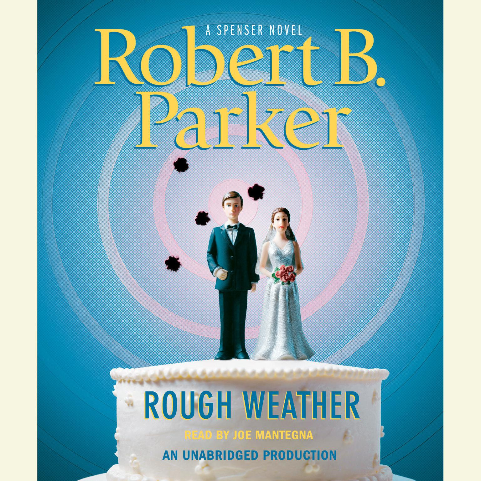 Printable Rough Weather Audiobook Cover Art