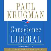 The Conscience of a Liberal Audiobook, by Paul Krugman