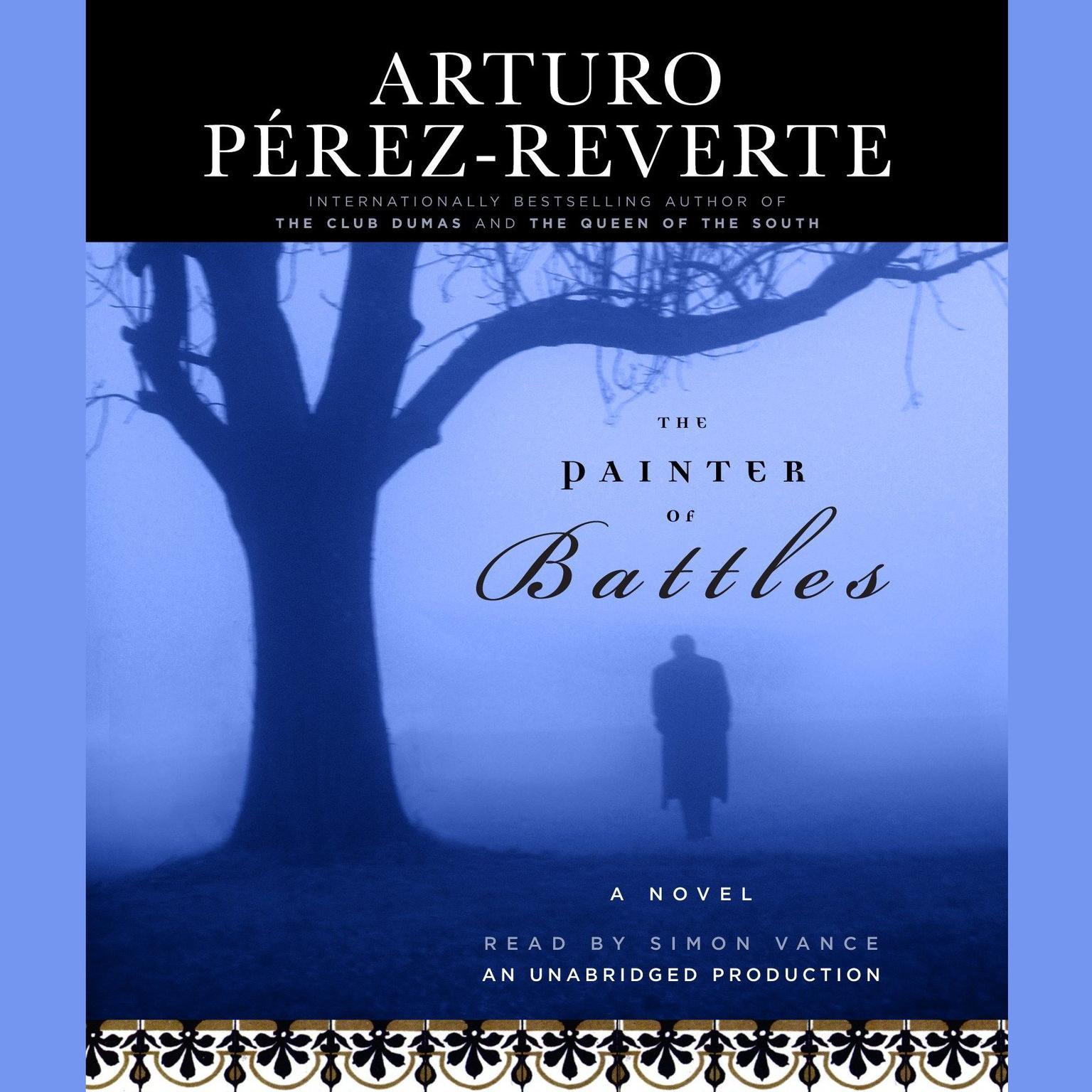 Printable The Painter of Battles: A Novel Audiobook Cover Art