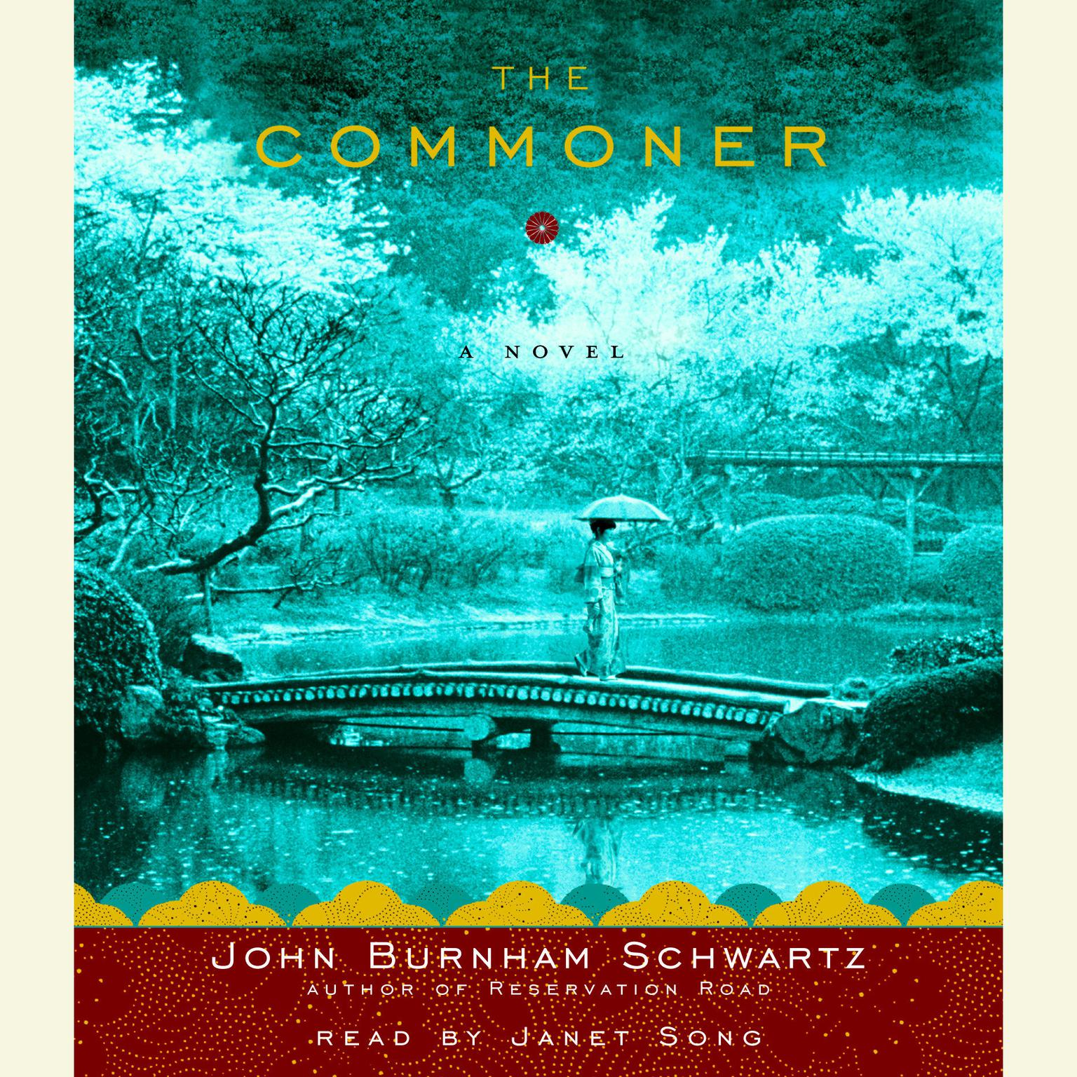 Printable The Commoner: A Novel Audiobook Cover Art