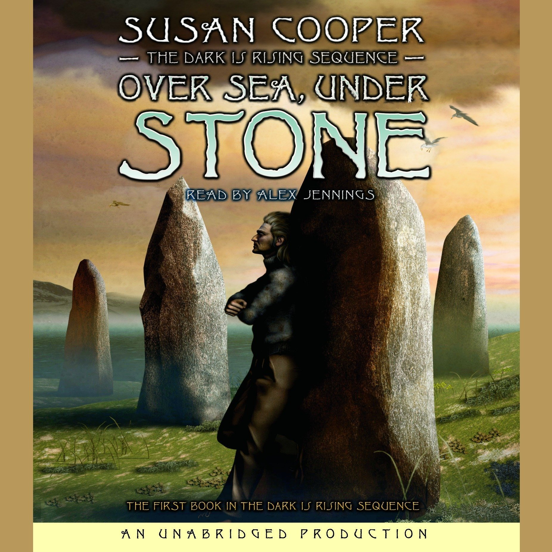 Printable Over Sea, Under Stone Audiobook Cover Art