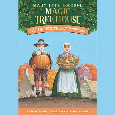 Thanksgiving on Thursday Audiobook, by Mary Pope Osborne
