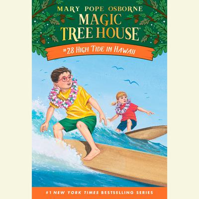High Tide in Hawaii Audiobook, by Mary Pope Osborne