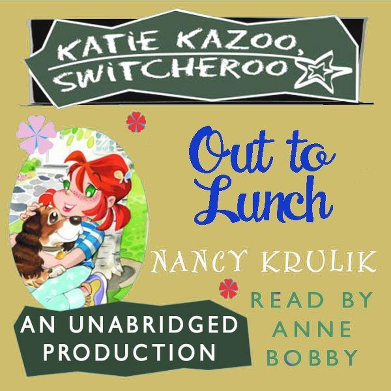 Printable Out to Lunch Audiobook Cover Art