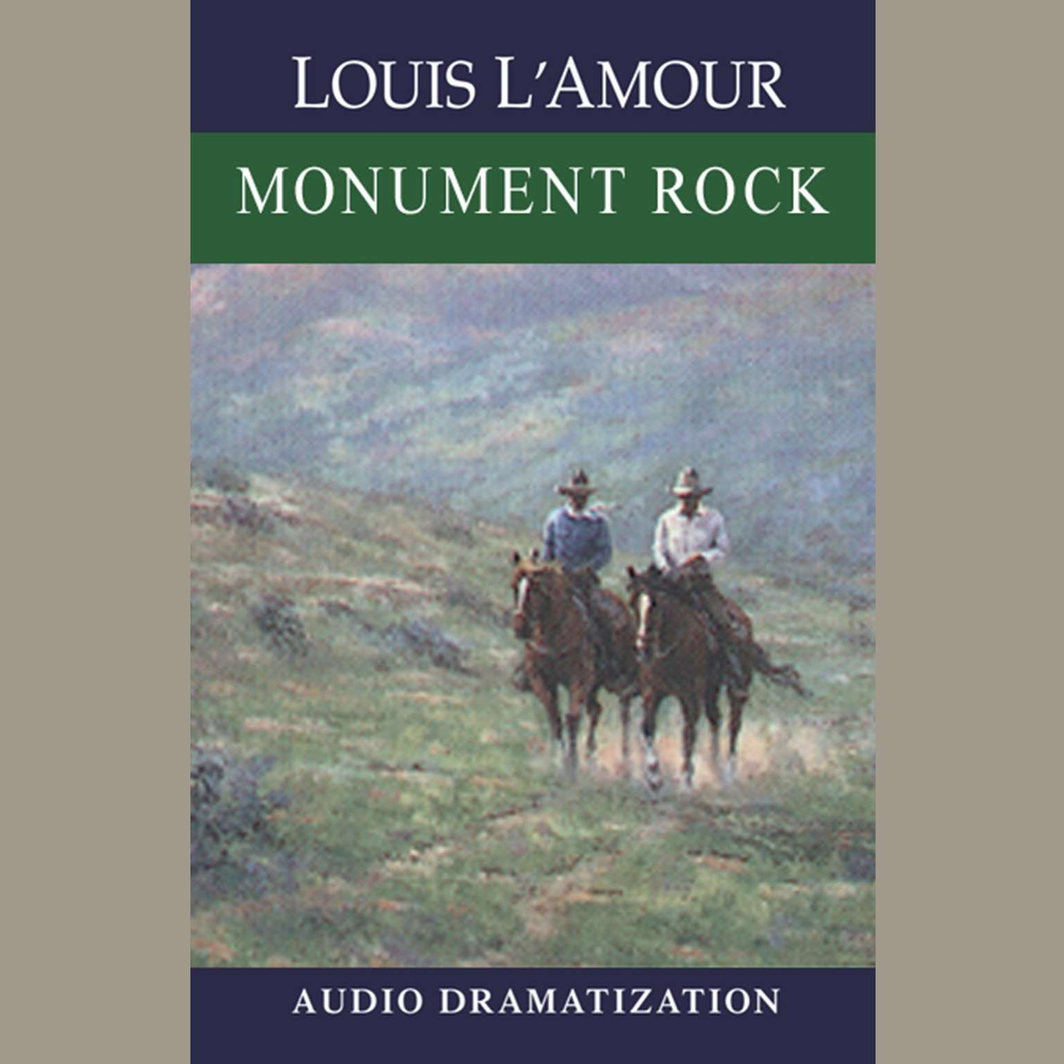 Printable Monument Rock: A Novel Audiobook Cover Art