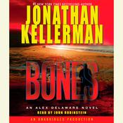 Bones: An Alex Delaware Novel, by Jonathan Kellerman