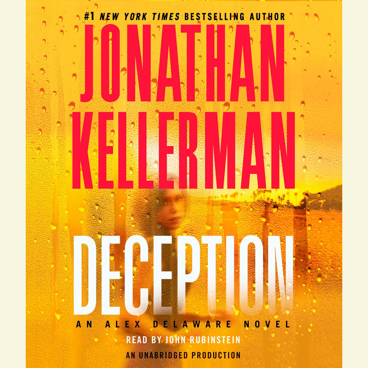 Printable Deception: An Alex Delaware Novel Audiobook Cover Art