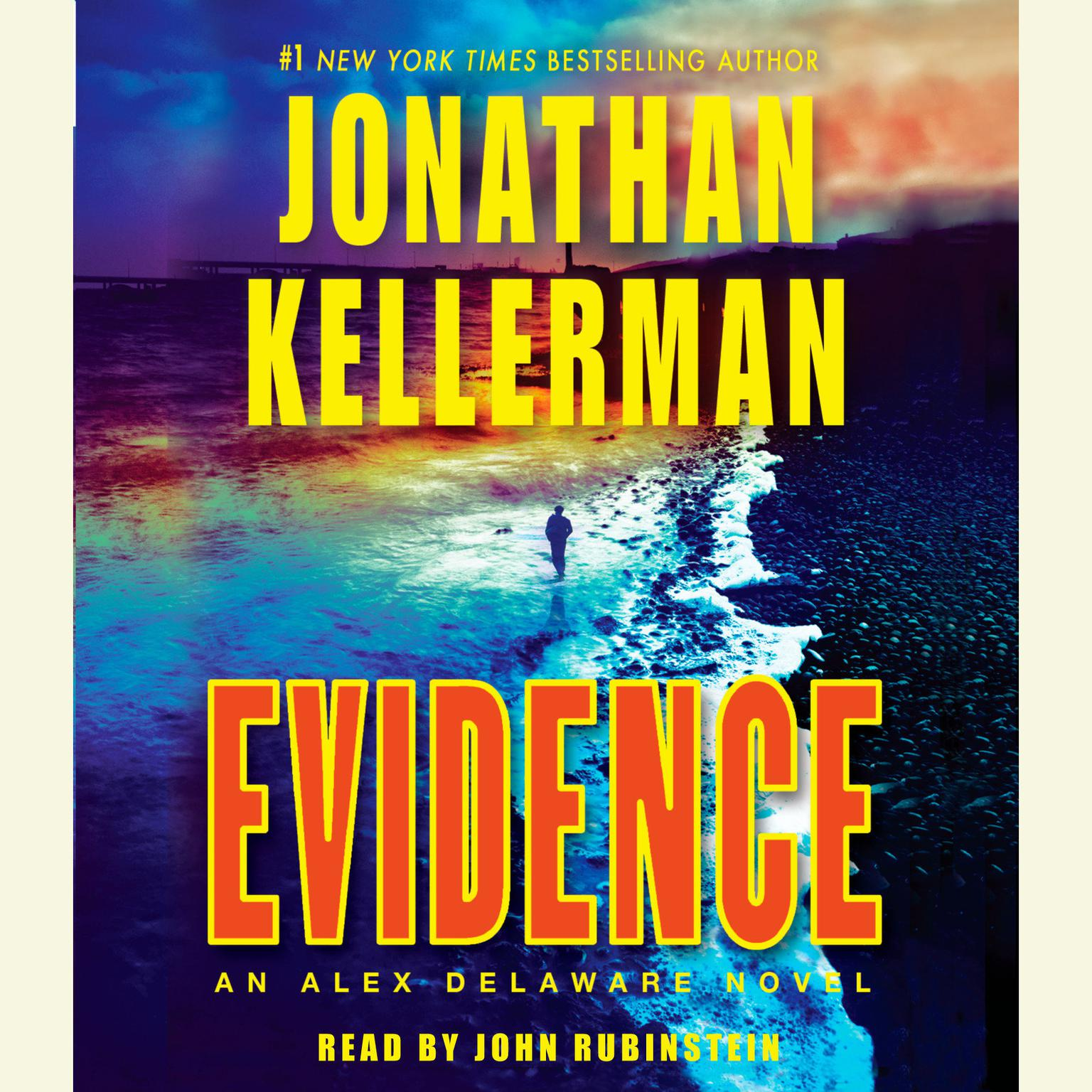 Printable Evidence: An Alex Delaware Novel Audiobook Cover Art