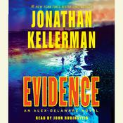 Evidence: An Alex Delaware Novel Audiobook, by Jonathan Kellerman