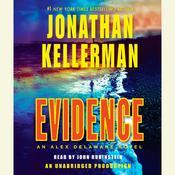 Evidence: An Alex Delaware Novel, by Jonathan Kellerman
