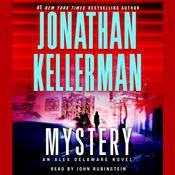 Mystery: An Alex Delaware Novel Audiobook, by Jonathan Kellerman