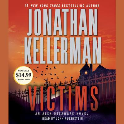 Victims (Abridged): An Alex Delaware Novel Audiobook, by Jonathan Kellerman