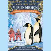 Eve of the Emperor Penguin, by Mary Pope Osborne