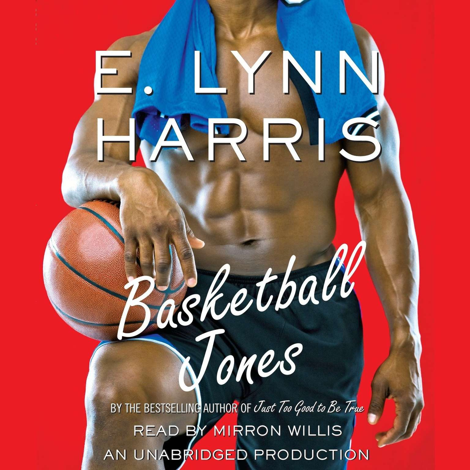 Printable Basketball Jones Audiobook Cover Art