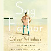 Sag Harbor: A Novel Audiobook, by Colson Whitehead