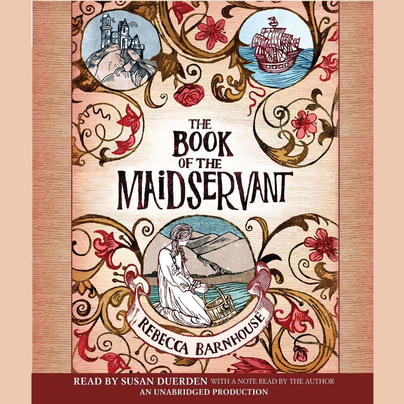 Printable The Book of the Maidservant Audiobook Cover Art