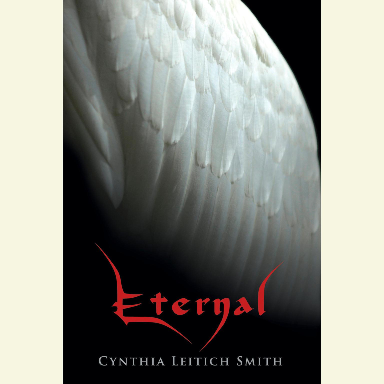 Printable Eternal Audiobook Cover Art