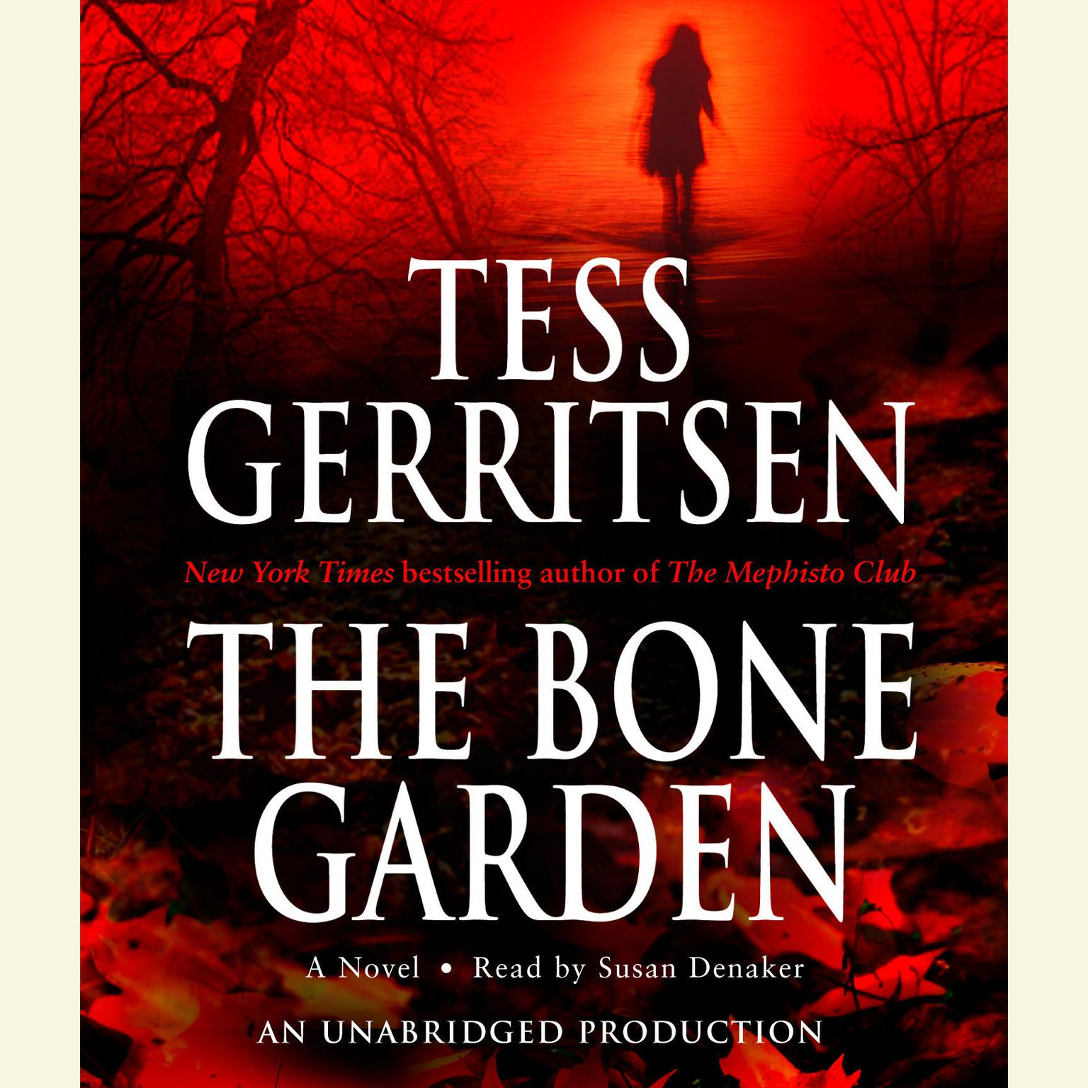 Printable The Bone Garden: A Novel Audiobook Cover Art