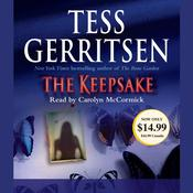 The Keepsake: A Rizzoli & Isles Novel Audiobook, by Tess Gerritsen