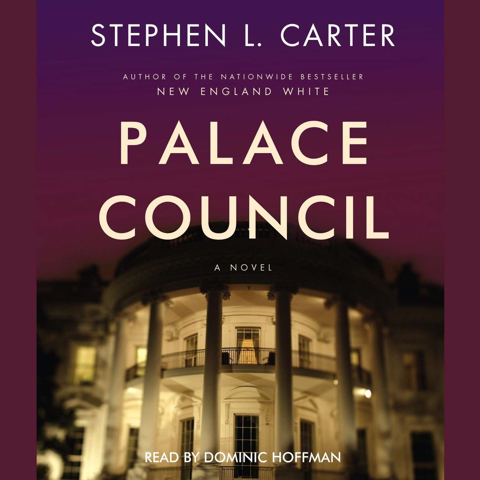 Printable Palace Council Audiobook Cover Art