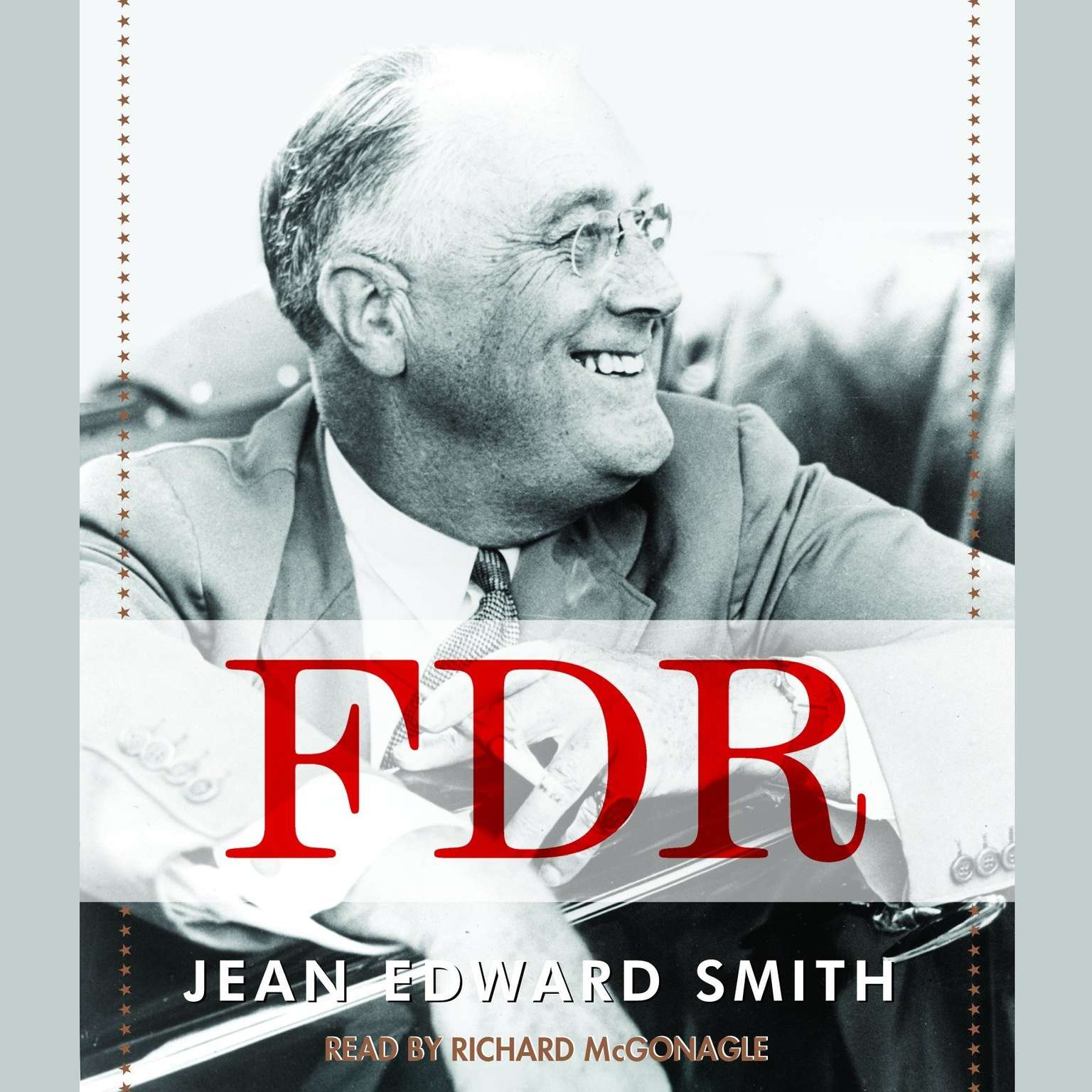 Printable FDR Audiobook Cover Art