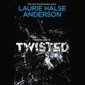 Twisted Audiobook, by Laurie Halse Anderson