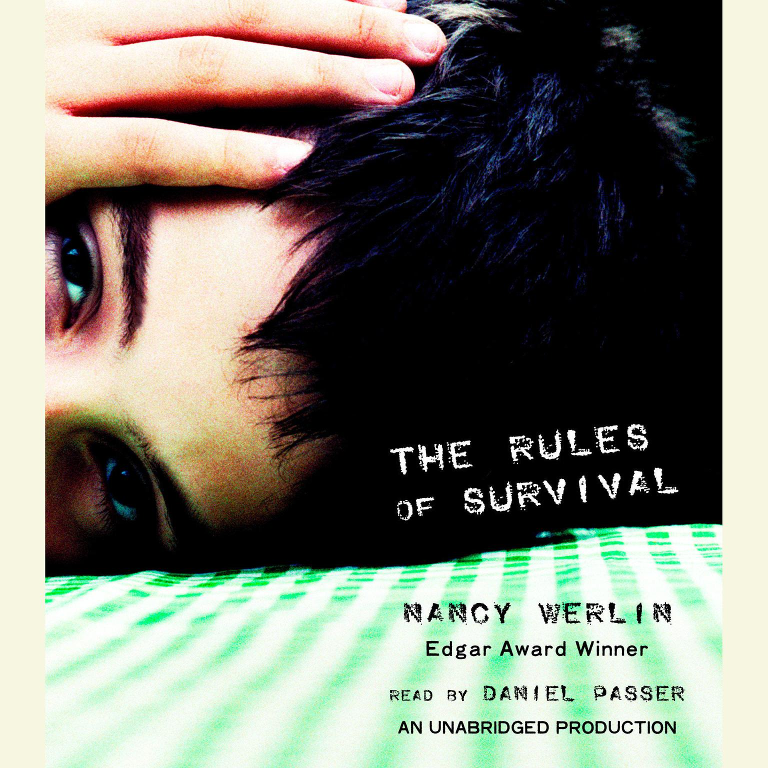 Printable The Rules of Survival Audiobook Cover Art