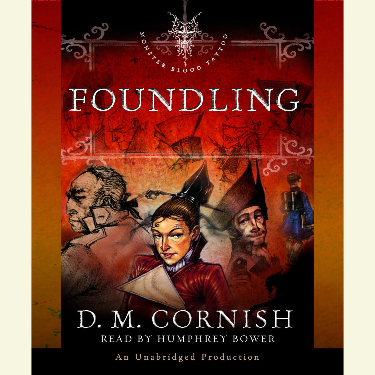 Printable Foundling: The Foundling's Tale, Part One Audiobook Cover Art