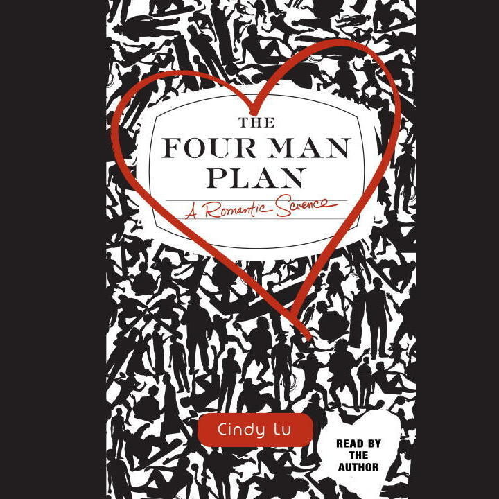 Printable The Four Man Plan: A Romantic Science Audiobook Cover Art