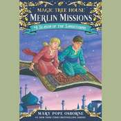 Season of the Sandstorms: Magic Tree House #34, by Mary Pope Osborne
