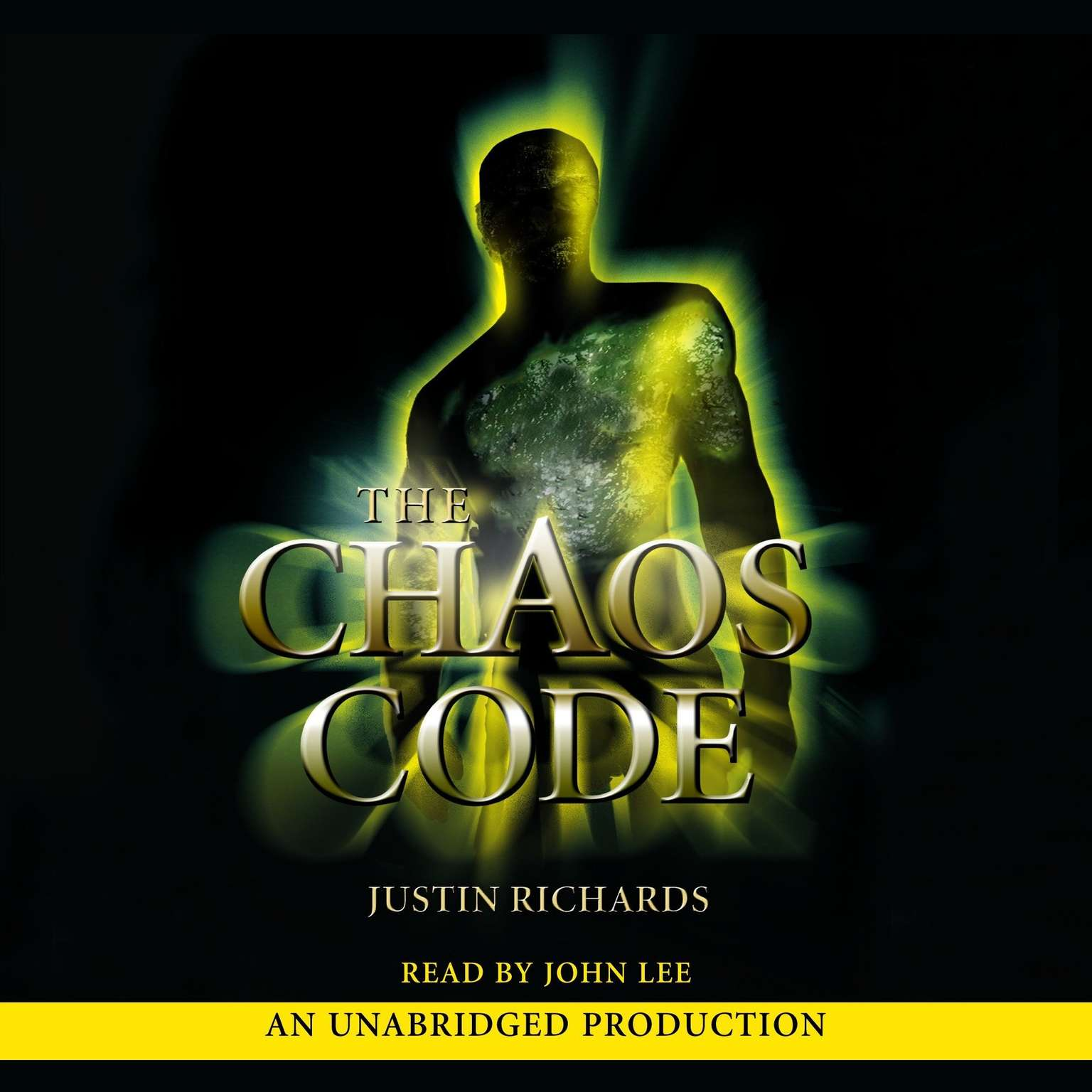 Printable The Chaos Code Audiobook Cover Art