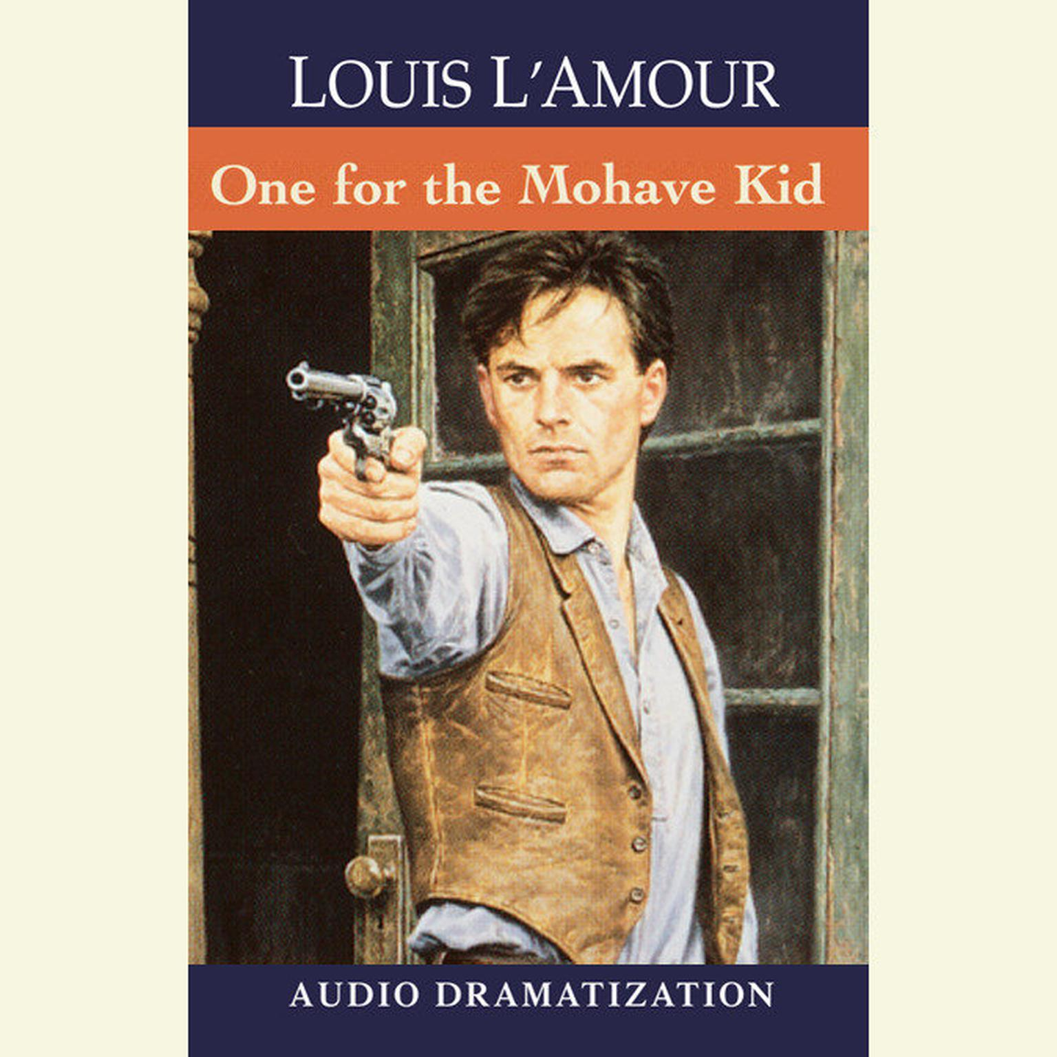 Printable The One for the Mojave Kid Audiobook Cover Art