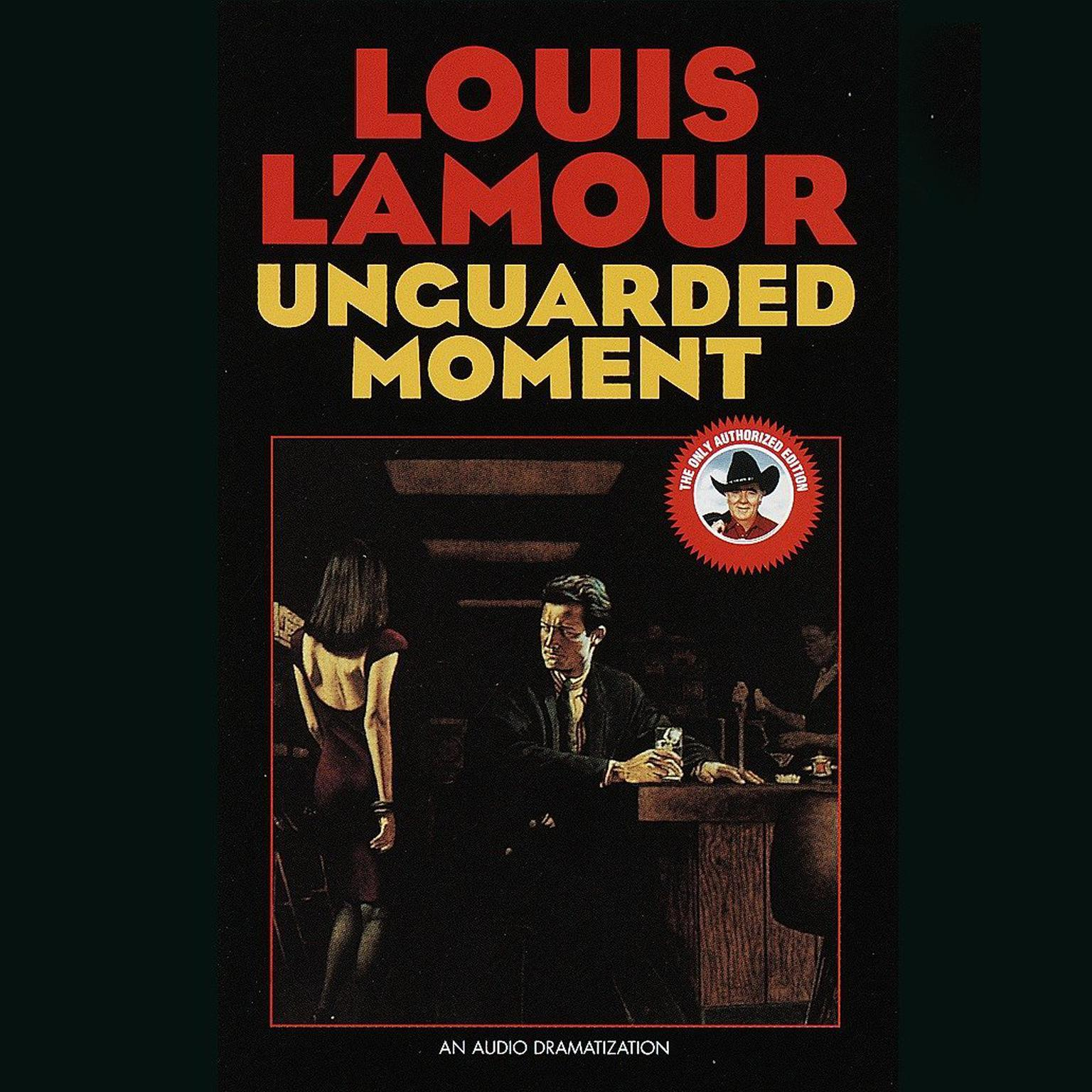 Printable Unguarded Moment Audiobook Cover Art