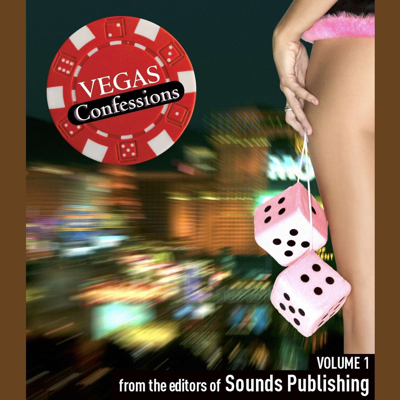 Printable Vegas Confessions 1 Audiobook Cover Art