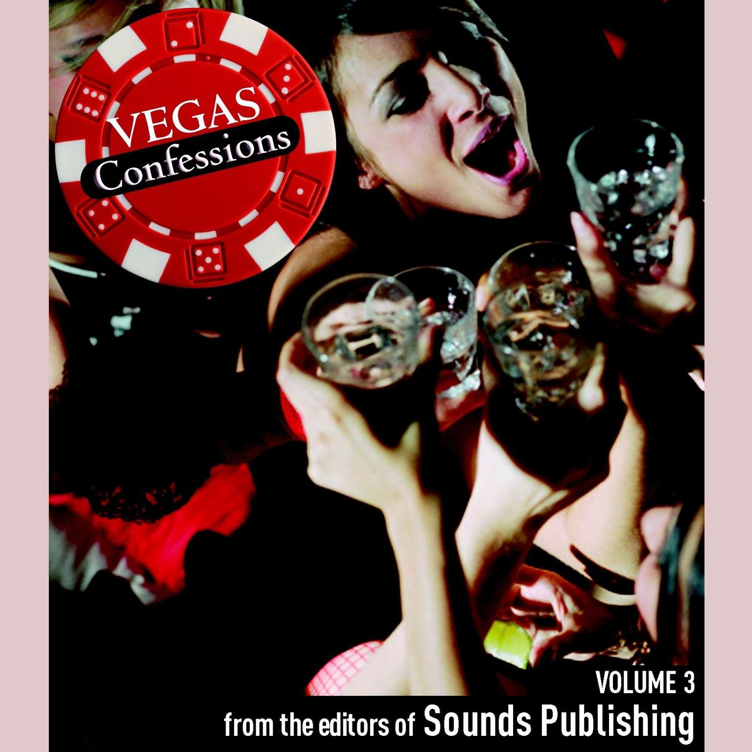 Printable Vegas Confessions 3 Audiobook Cover Art