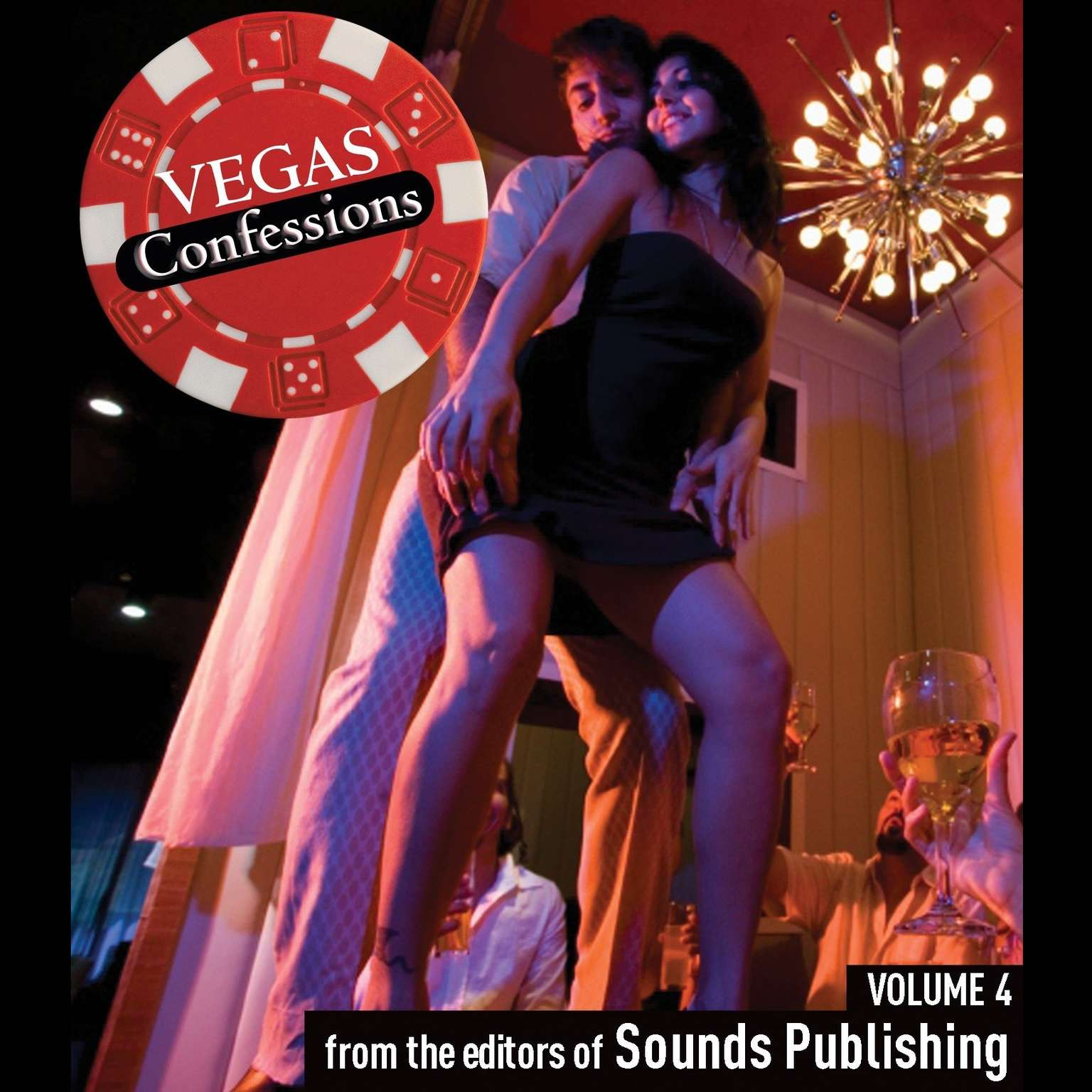 Printable Vegas Confessions 4 Audiobook Cover Art