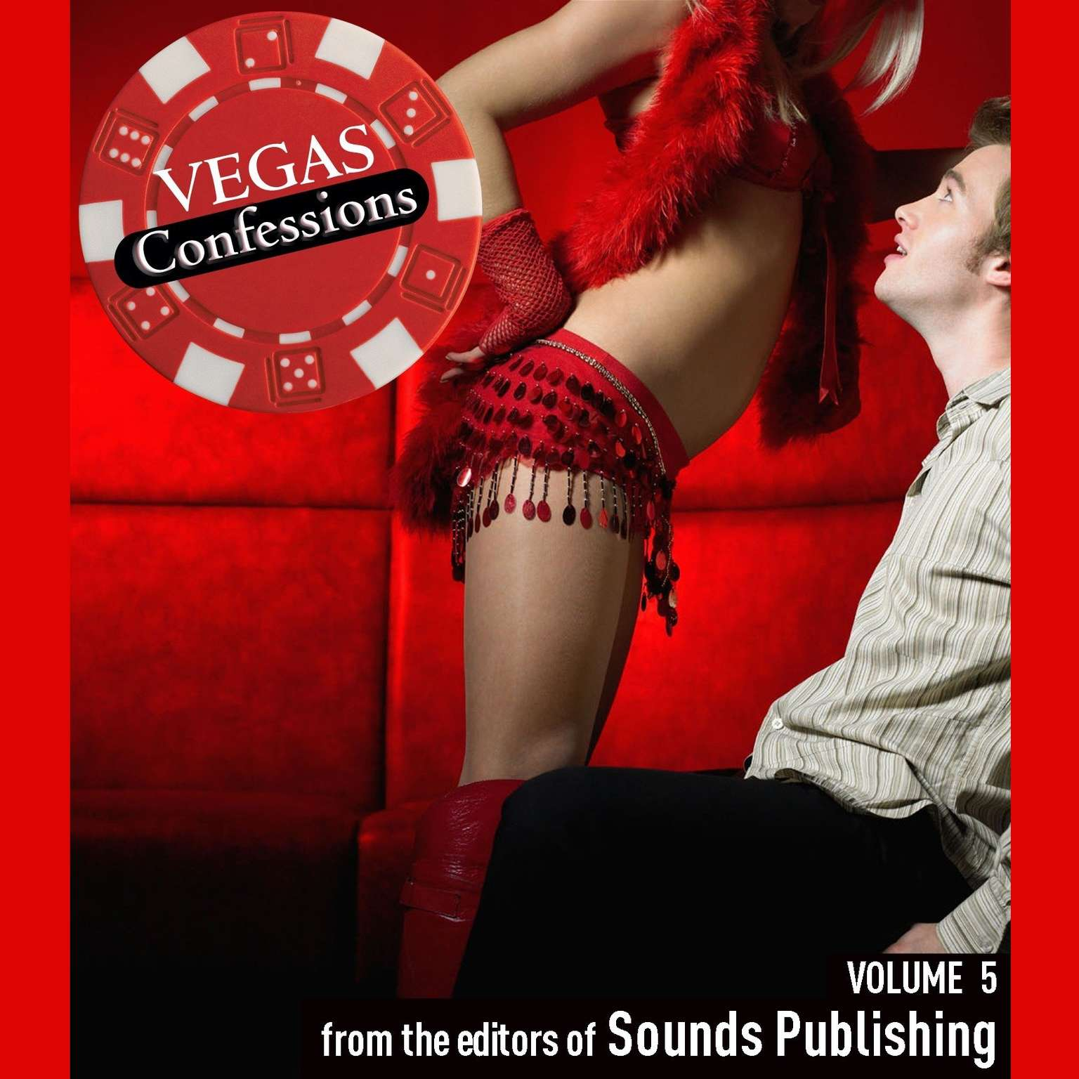 Printable Vegas Confessions 5 Audiobook Cover Art
