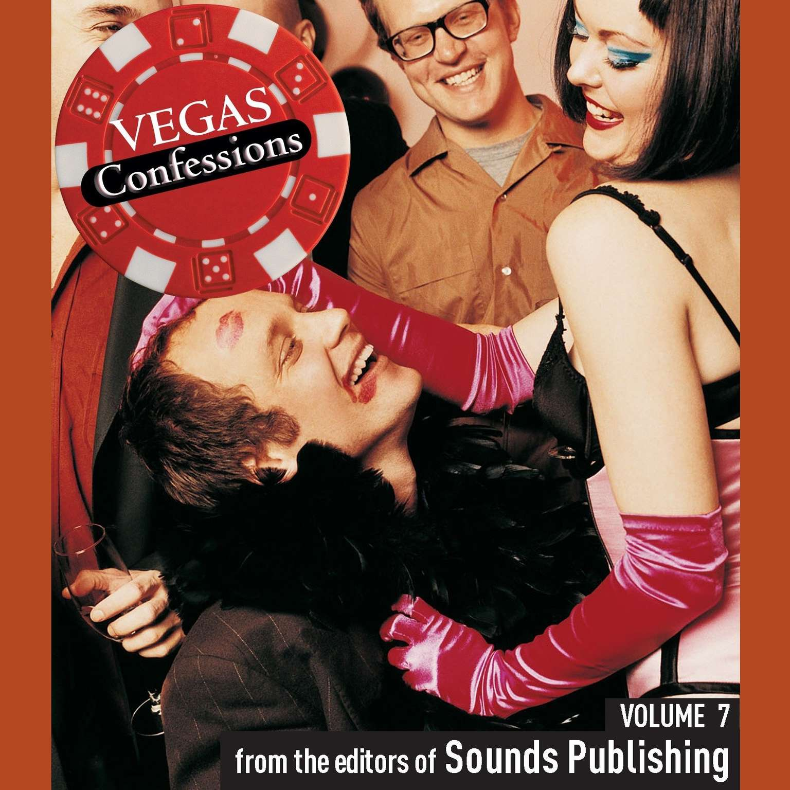 Printable Vegas Confessions 7 Audiobook Cover Art