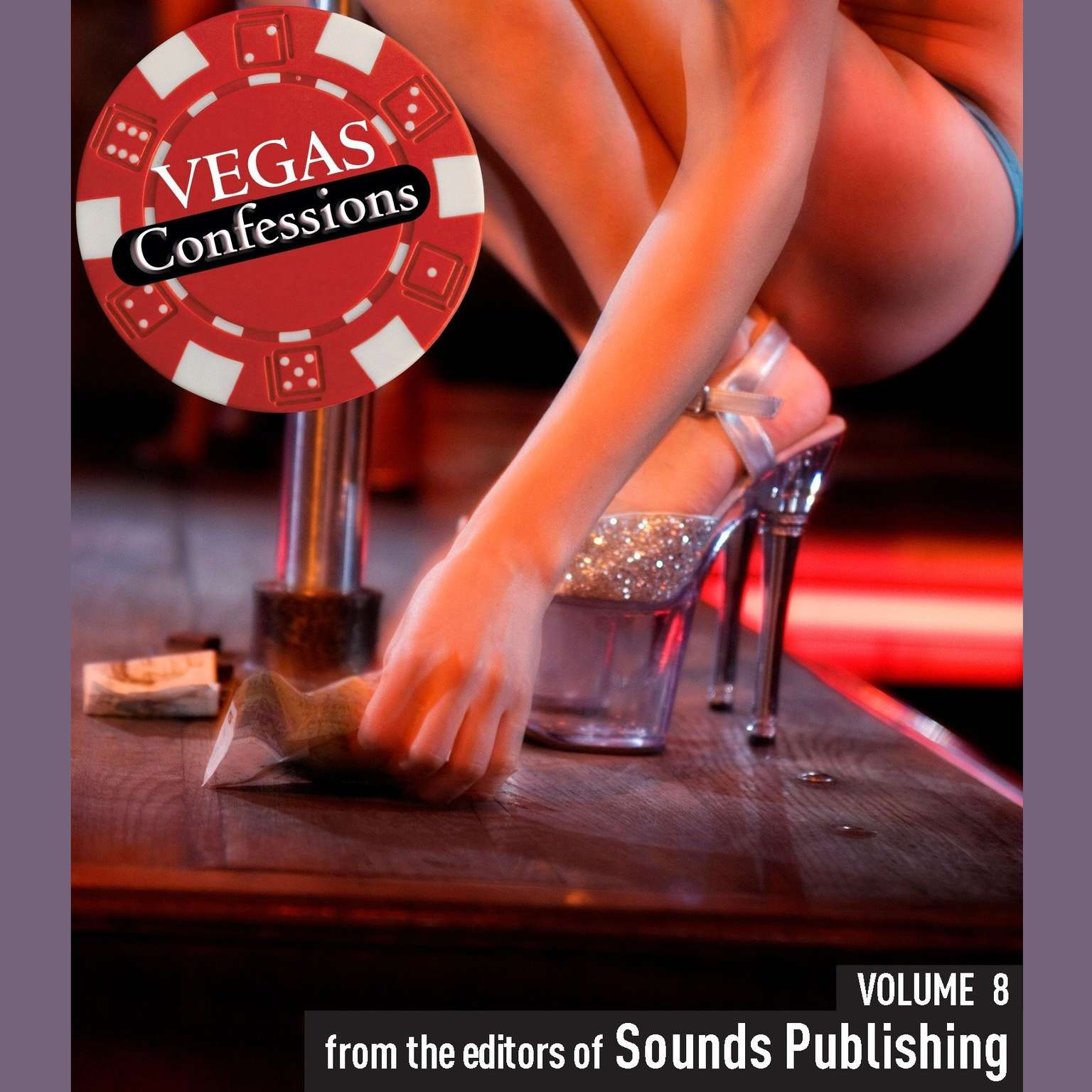 Printable Vegas Confessions 8 Audiobook Cover Art