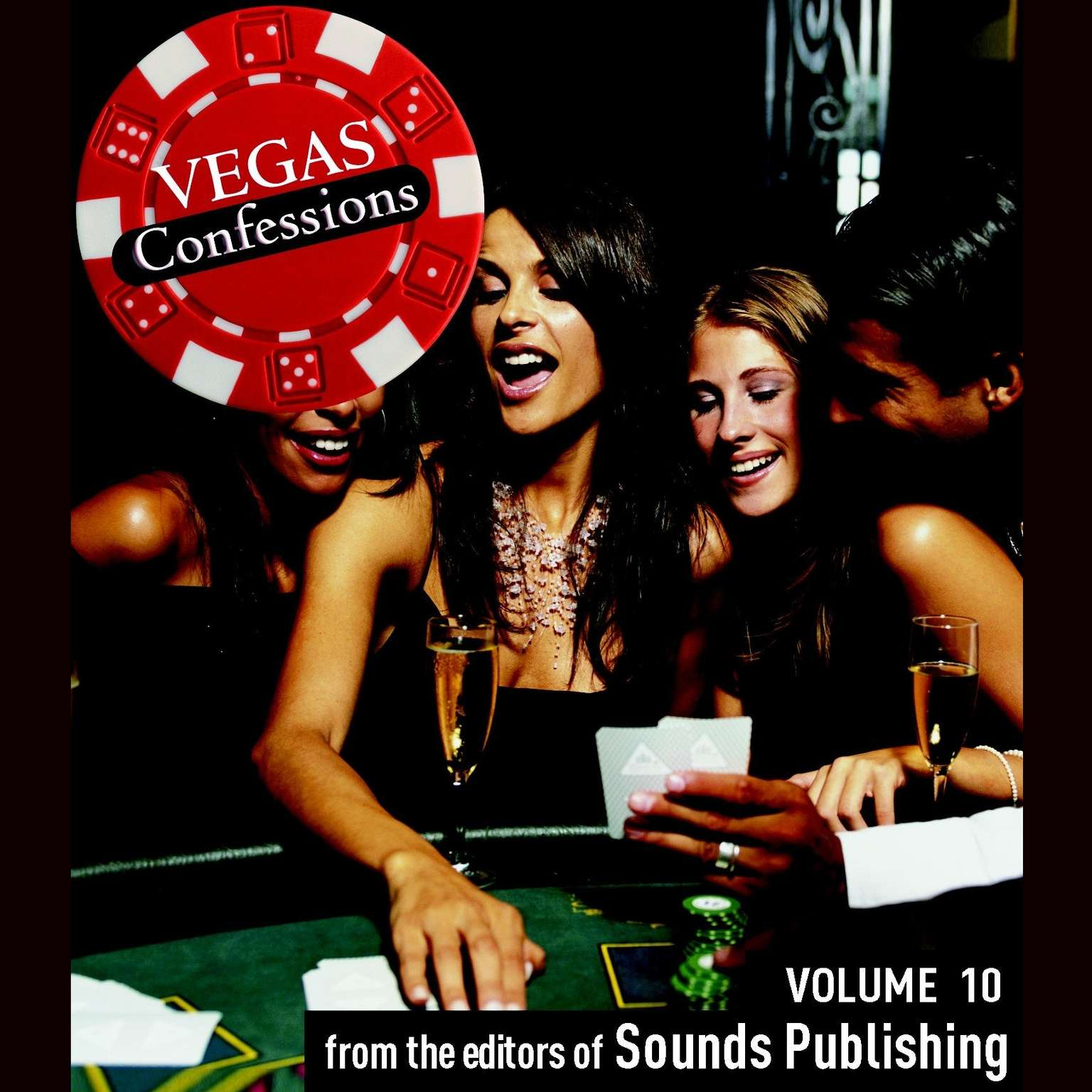 Printable Vegas Confessions 10 Audiobook Cover Art